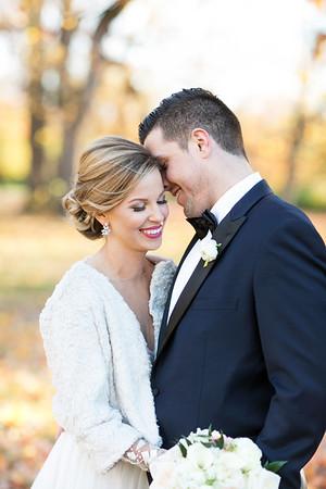 ally + kevin wedding