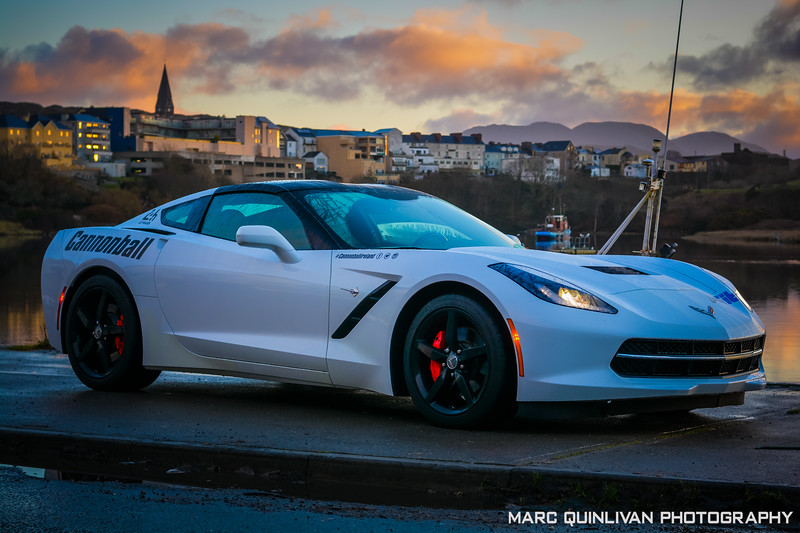 Corvette C7 - Clifden