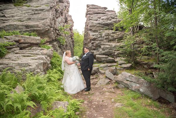 Andrea + Jason's Wedding