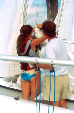 2005 Sailing Camp