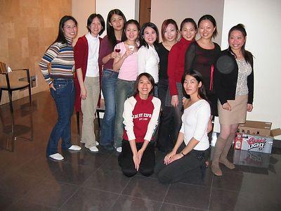 Christmas & New Years 2003