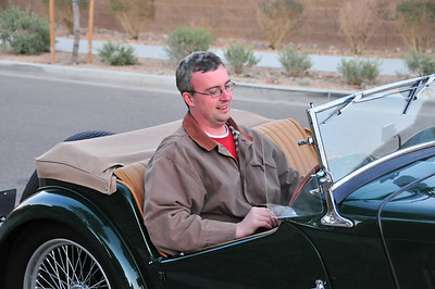 1947 MG TC - chassis 3738