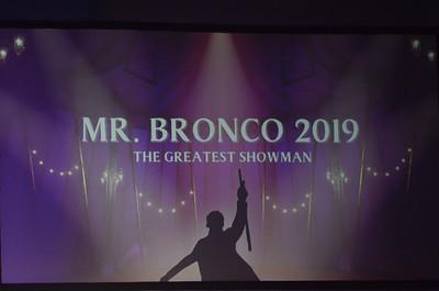 Mr. Bronco