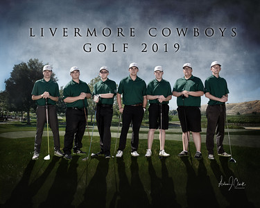 LHS Golf Team 2019