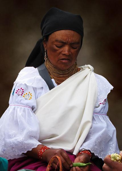 OTAVALO LADY