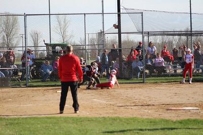 Potosi @ Highland Softball 4-23-19
