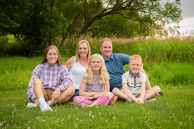 Bozarth Family - July 2019