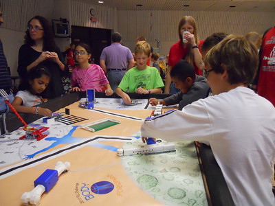Jr/FLL Kick off! 9-25-2010
