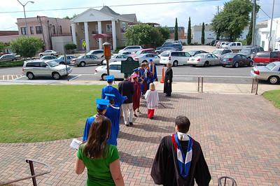Class of 2009 Graduates Reception