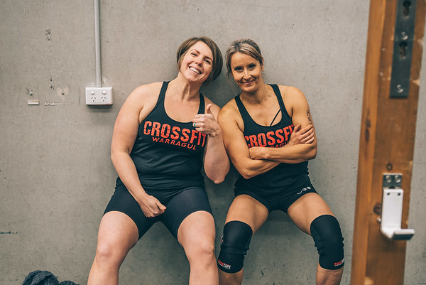 WOD 2 - WCH Box Rox 2019 Triples Competition
