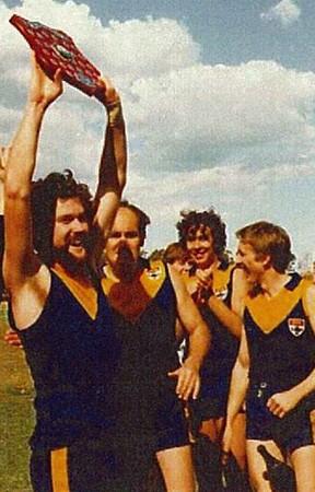 1982 Senior Premiership