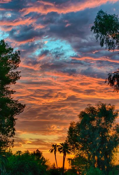 Cortez Sunset