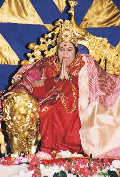 Sahasrara Puja, 4 May 1997, Cabella Ligure
