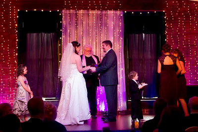 Amy and Chris Thacker Wedding