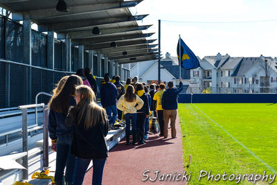 Michigan Men's Soccer Vs Valparaiso 10-27-12