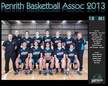 Penrith Team Photos 2013