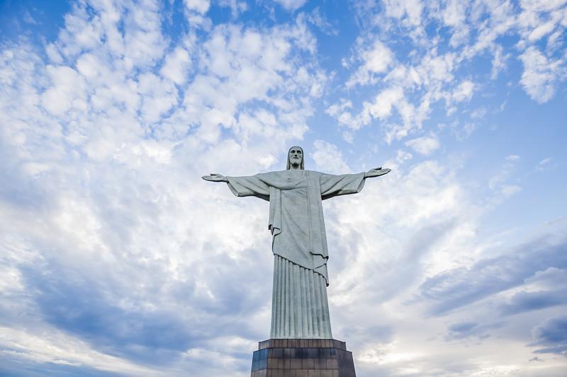 Christ the Redeemer - things to do in Rio de Janeiro