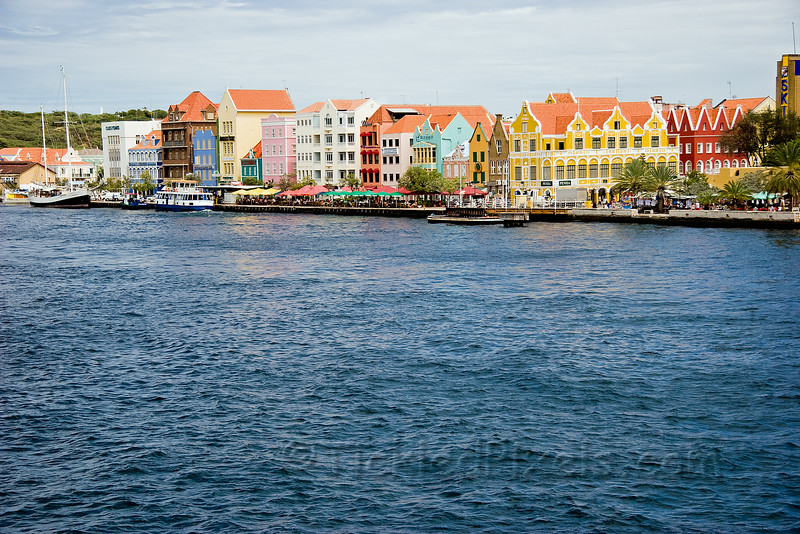 Punda District of Willemstad, Curaçao