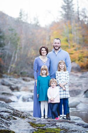 Brown Family Portrait Session 2018