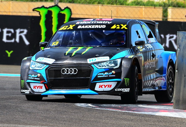 World RX Abu Dhabi