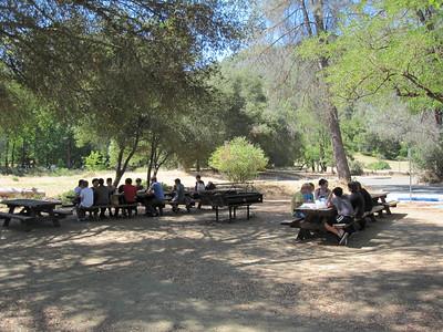 8-9-10 Camping & Rafting 2010