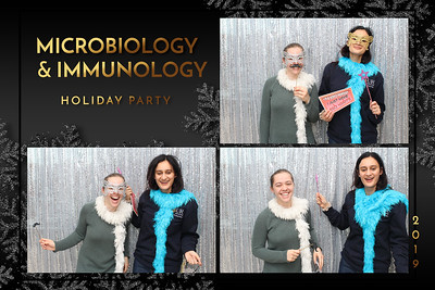 URMC Dept. of Microbiology & Immunology Holiday Party 2020