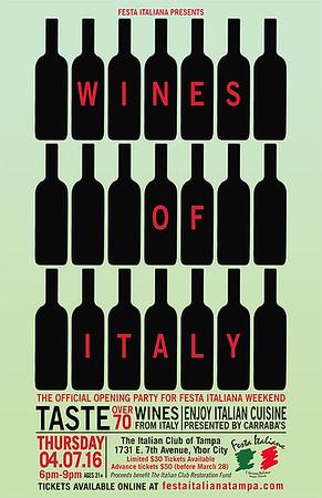 Wines of Italy 2016