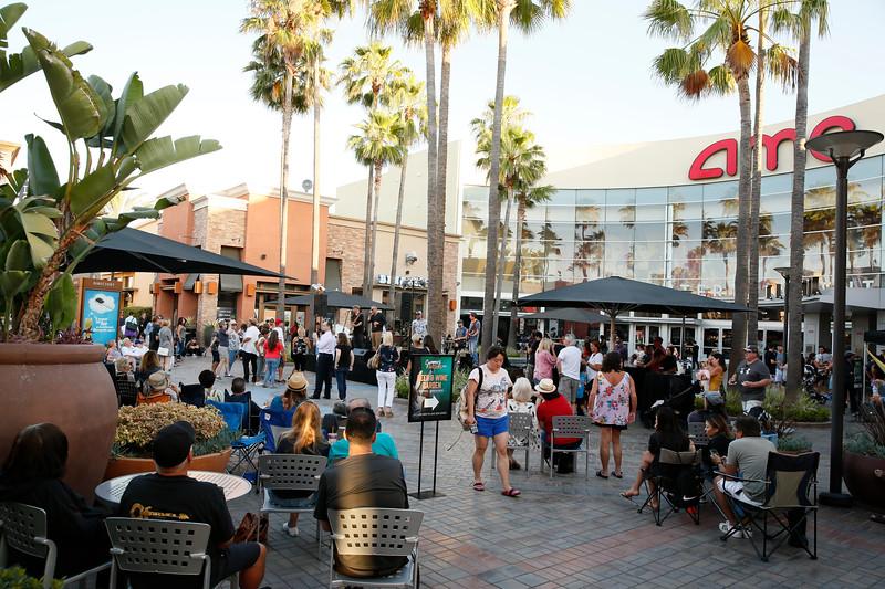 The Vestar District at Tustin Legacy Summer Concert
