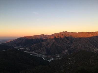 Glendora Mountain