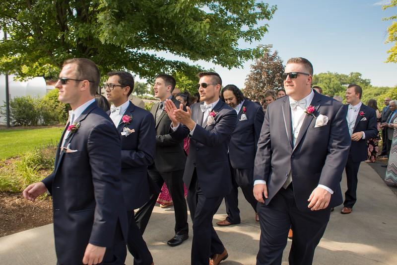 LeCapeWeddings Chicago Photographer - Renu and Ryan - Hilton Oakbrook Hills Indian Wedding - B 66.jpg