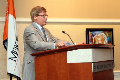 2014  Executive Forum, Matt Towery, Macon