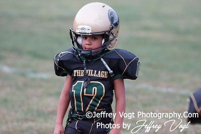 09-27-2012 Montgomery Village Sports Association Tiny Mites vs Rockville Knights, Photos by Jeffrey Vogt Photography