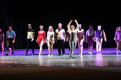 10-30-2019 A Chorus Line Part 2 of 5 @ MainStage Irving