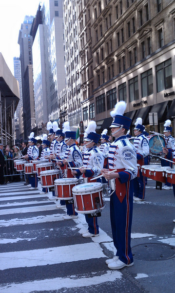 Lancer Band in NYC 2011