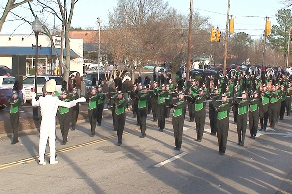 2008-12-13: Cary Christmas Parade