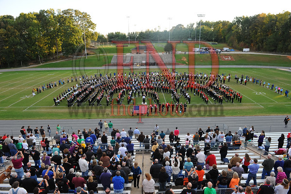 WDHS DC BAnd Night