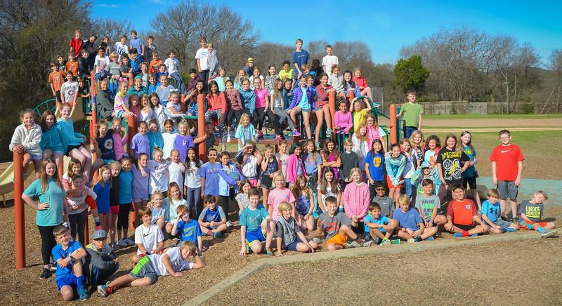2016-2017 Fifth Grade