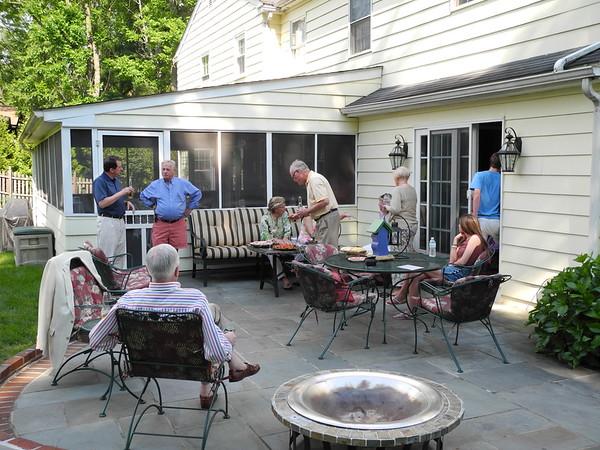 Bill Higgins 80th Birthday Party