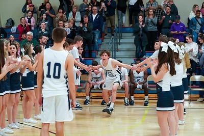 Basketball Varsity Boys