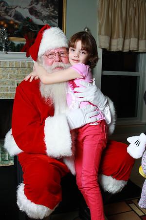 Chris Reams Santa Photos