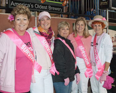 Mercy Pink Out - All-Pro Stadium 2012