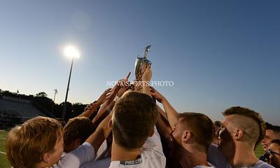 Boys Soccer: Region 4A Championship, Chancellor vs. Loudoun County