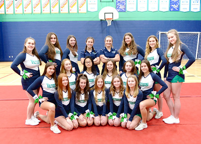 Voltigeurs Cheerleading 2018-2019