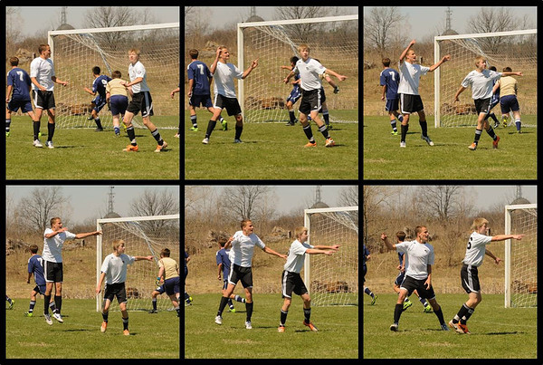 Magic (Boys) 98 Black - State Cup Games - Spring2014