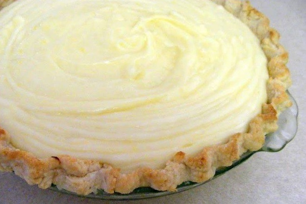 Cream Cheese Lemonade Pie ♥