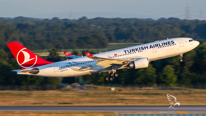 Turkish Airlines / Airbus A330-200 / TC-JNA