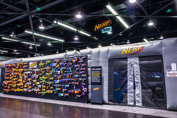 Nerf HQ VidCon 2018