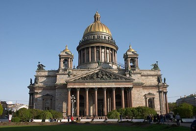 St. Petersburg, Russia - May 14th, 15th