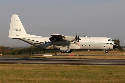 Algerian Military Aircraft