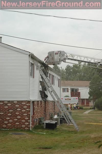 7-14-2008(Gloucester County)DEPTFORD Delsea Dr. -2nd alarm Apartment